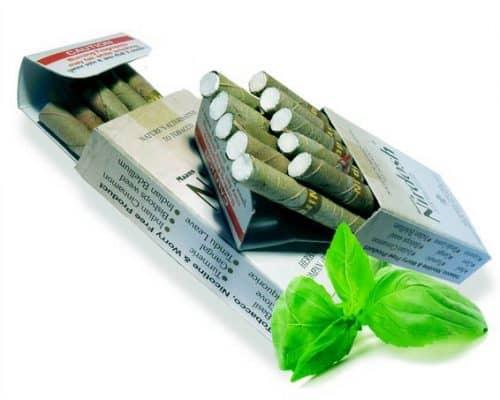 Сигареты без никотина как бизнес-идея