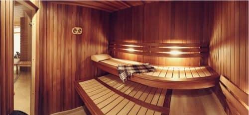 помещение для сауны
