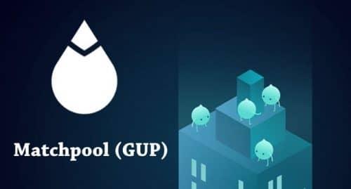 Matchpool (GUP)— информация о криптовалюте, курс и прогноз