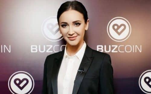 Предпродажа токенов Ольги Бузовой BuzCoin