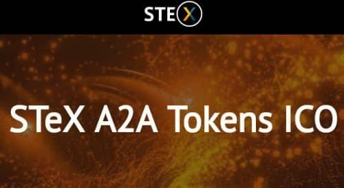 A2A— токены криптобиржы STeX. Продажа началась