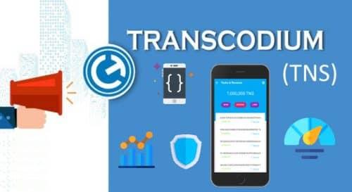 Информация о криптовалютеTranscodium