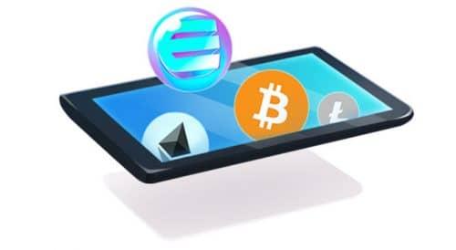 Enjin Coin (ENJ)— информация о криптовалюте, курс и прогноз