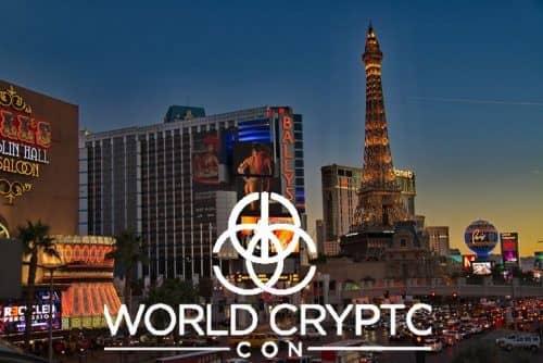 World Crypto Con в Лас-Вегасе