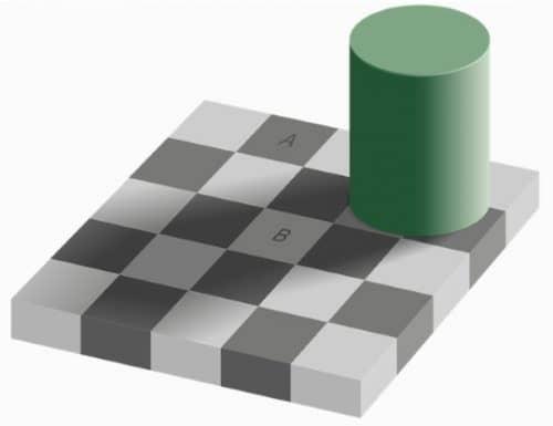 Иллюзия тени