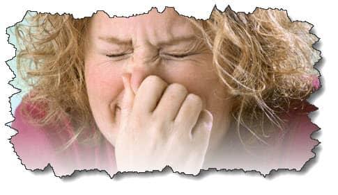 К чему чихает человек