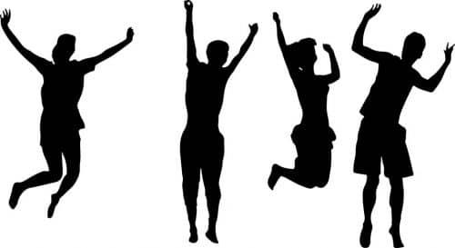 прыжки